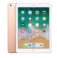 Apple iPad (2018) Wi-Fi + Cellular 32 ГБ, золотой