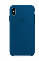 Чехол Apple Silicone Case для iPhone XS Max, «морской горизонт»