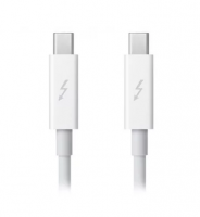Кабель Apple Thunderbolt 0,5 м белый