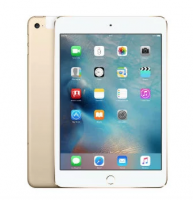 Apple iPad mini 4 Wi-Fi + Cellular 128 ГБ, золотой