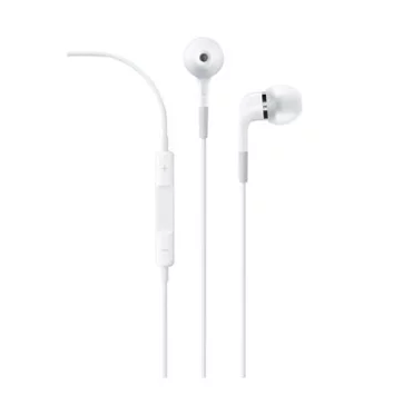 Наушники Apple In-Ear с пультом управления и микрофоном