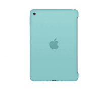 Чехол Apple Silicone для iPad mini 4 «синее море»