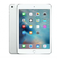 Apple iPad mini 4 Wi-Fi + Cellular 128 ГБ, серебристый